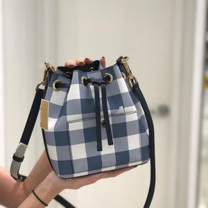 New MK Greenwich small   Bucket  Crossbody bag